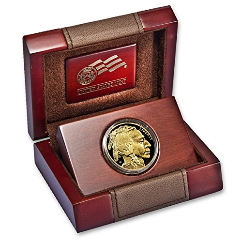 2014 W American Gold Buffalo Coins $50 Proof US Mint