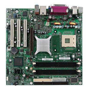 Intel D865GLC Intel 865G Socket 478 micro-ATX Motherboard w/Video, Audio & (865g Socket)