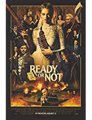 Ready Or Not - Authentic Original 13.5x20 Rolled Movie
