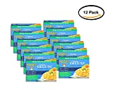 PACK OF 12 - Annie's Homegrown Creamy Deluxe Macaroni Dinner, 10.0 OZ