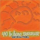 Side Show Freaks by 40 Below Summer (2008-07-15)