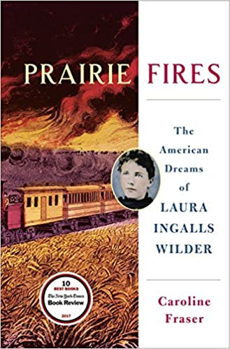 Image result for prairie fires book