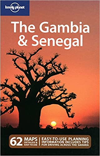Lonely Planet The Gambia /& Senegal 4th Ed. 4th Edition