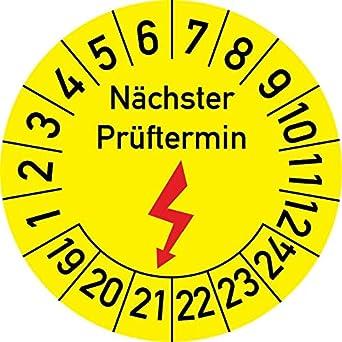 Eléctrico comprobación próxima prueba Agenda placa de prueba ...