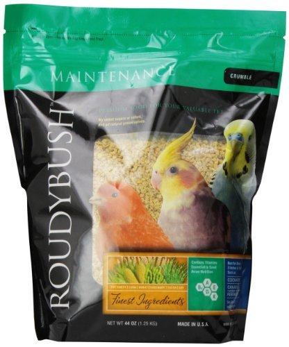 Roudybush Daily Maintenance Bird Food, Crumbles, 44-Ounce by RoudyBush