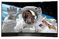 TCL U65S8806DS 165 cm (65 Zoll) Curved Fernseher (Ultra HD, Triple Tuner,...