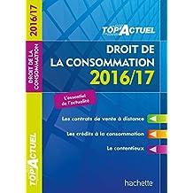 Top Actuel Droit de la consommation (TOP'Actuel) (French Edition)