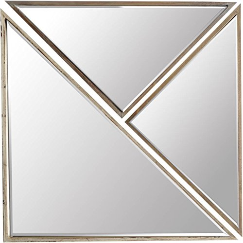 Mercana Art Decor 37272 Mirrors, Silver by Mercana Art Décor