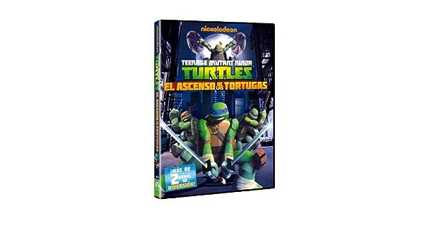 Amazon.com: Las Tortugas Ninja: El Ascenso De Las Tortugas ...