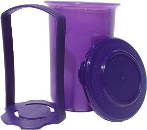 Tupperware Pick A Deli Mini Round Container 2 Cups Berry Bliss