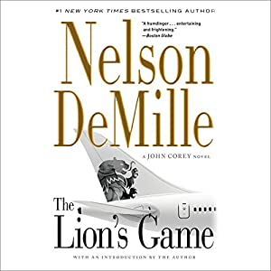 The Lion's Game Audiobook