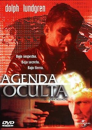 Agenda Oculta (Hidden Agenda) [DVD]: Amazon.es: Dolph ...