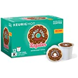 The Original Donut Shop, Regular, Medium Extra Bold, Keurig K-Cups, 72 Count