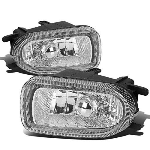Nissan Pulsar (Australia)/Bluebird (Japanese) Clear Lens OE Bumper Fog Light (Pair, Driver+Passenger Side)
