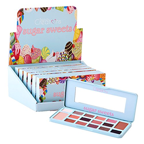 Beauty Creations The Sweetest / Sugar Sweets Eyeshadow Palette (Sugar -