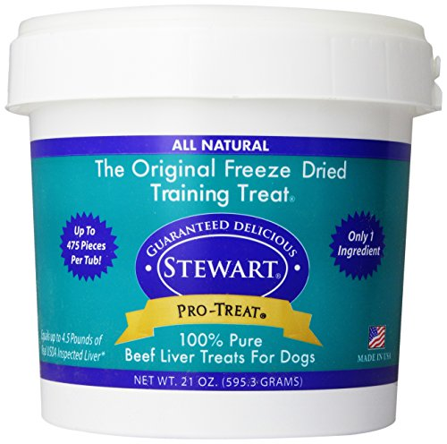 freeze dried treats - 1