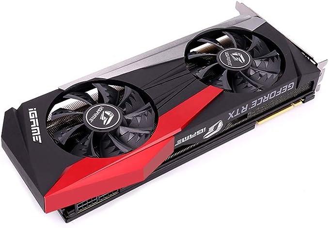 Grborn Tarjeta gráfica iGame GeForce RTX 2080 Ti CH Colorida GDDR6 ...