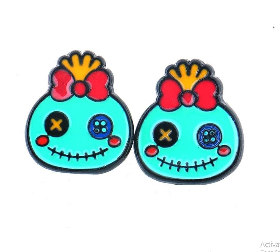 Lilo Scrump Doll Stud Earrings