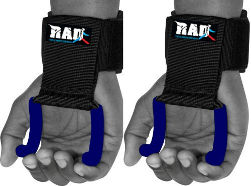 RAD Weightlifting Support Straps Gripper