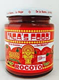 Inca's Food Rocoto Hot Sauce 7.5 Oz - 24 pack