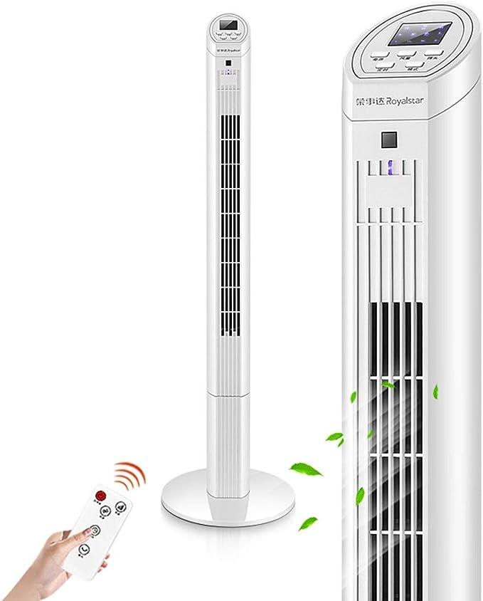 Ventilador de torre oscilante Soft Speed de 3 vientos con ...