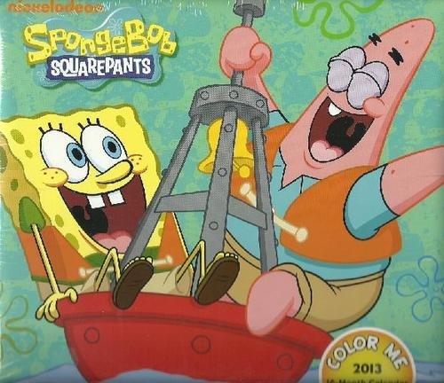 spongebob-squarepants-2013-color-me-16-month-calendar