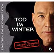 Tod im Winter 6 (Star Trek - The Next Generation) | Michael Jan Friedman