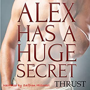 Alex Has a Huge Secret Audiobook