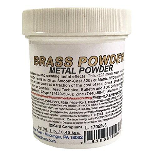 (Smooth-On Metal Powder (Brass Powder))