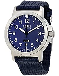 Bc3 Advanced, Day Date Mens Watch 01 735 7641 4165-07 5 22 26. Oris