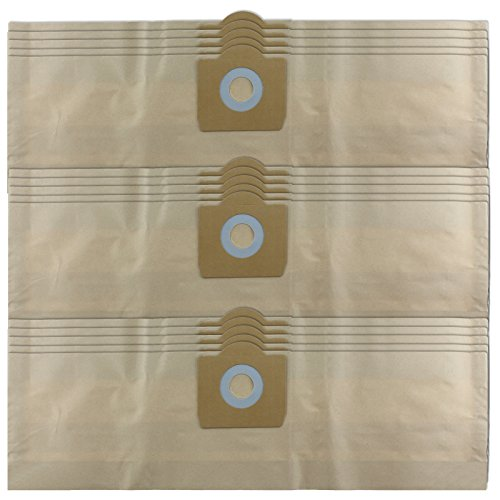 Bush Wet And Dry Vacuum Cleaner Bags - 7