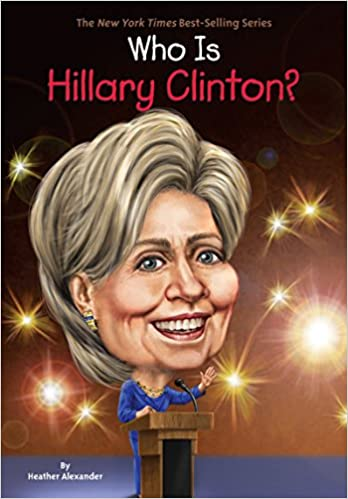 Who Is Hillary Clinton Who Was Heather Alexander Who Hq Dede