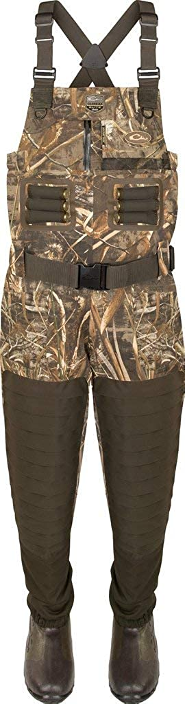 Image of Drake Guardian Elite Chest Wader Fall Protection