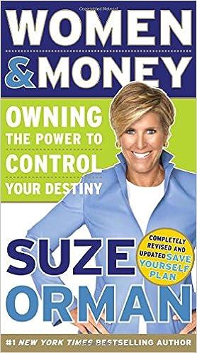 Women money owning the power to control your destiny suze orman inicia sesin para activar los pedidos con 1 clic solutioingenieria Image collections