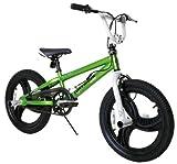Dynacraft Tony Hawk Boy's Acid Nine Bike, Green, 18-Inch