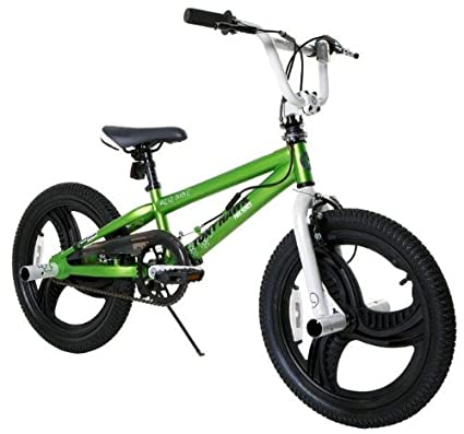 Amazon.com : Tony Hawk Boy\'s Acid Nine Bike, Green, 18-Inch ...