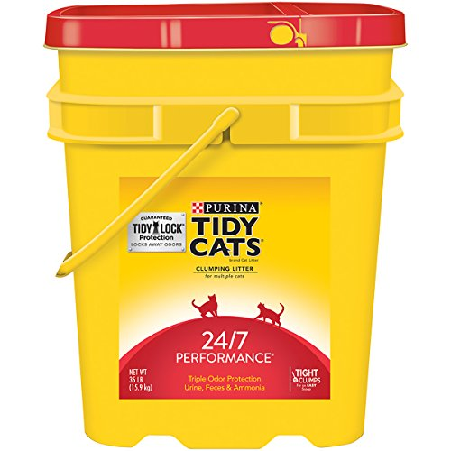 Purina Tidy Cats 24/7 Performance Cat Litter - (1) 35 lb. - In Mall Lakes Great Stores