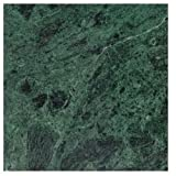 Green Marble Pastry and Cutting Board - 11 x 11 Inch