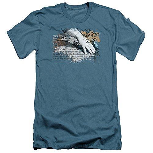 The Twilight Zone - Henry Bemis (slim fit) T-Shirt Size L