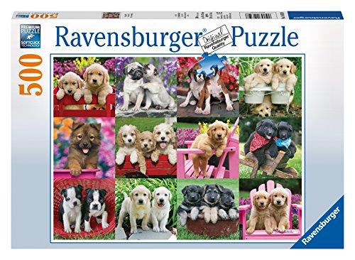 Ravensburger Puppy Pals Puzzle 500 Piece