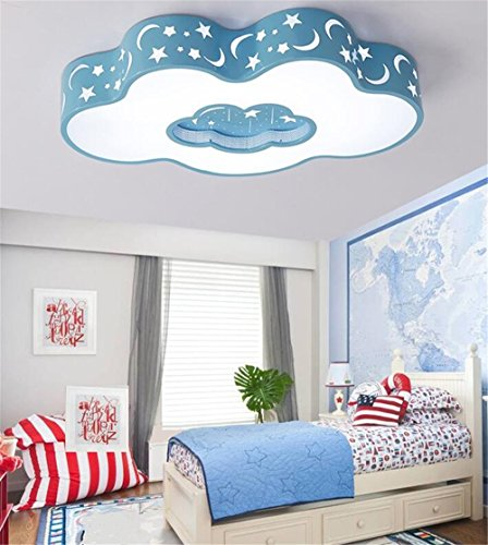 Cloud Shaped Pendant Light - 2