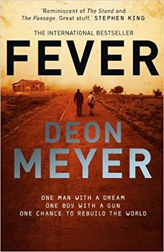 Image result for Fever by Deon Meyer