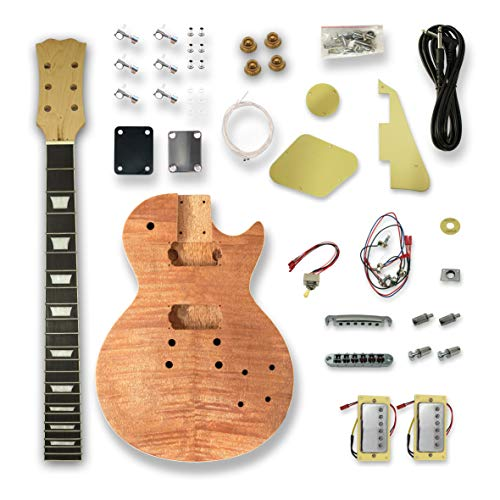 DIY Electric Guitar Kits For LP Guitar