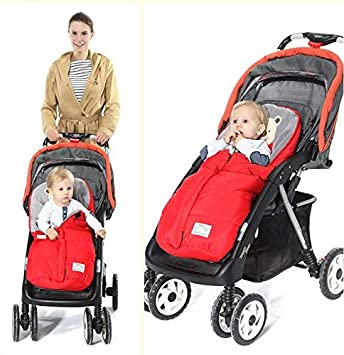 9ed278f2e Amazon.com   Stroller Sleeping Bag-Outdoor Travel Universal ...