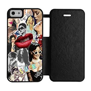 Generic Rihanna Custom Cover Case For IPhone5/IPhone5S