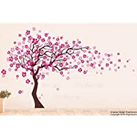 Popdecors - Cherry Blossom Tree (83inch H) - Beautiful...