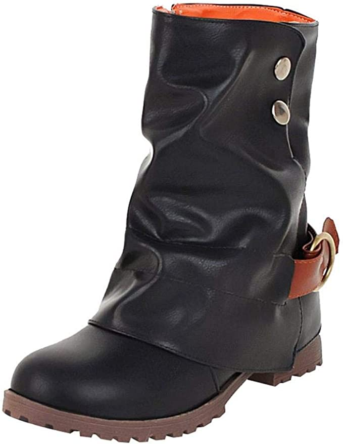 Women Leather Boots Sale Clearance