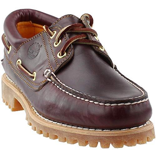 Eye Basses Chaussures Burgundy Hs Homme Lug Trad 3 Timberland wX8qYtSv