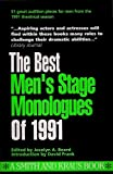 The Best Men's Stage Monologues Of 1991, , 1880399024