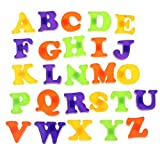 FEITONG(TM) Funny Alphabet 26 Letters Fridge Magnet Baby Child Toy A-Z Educational
